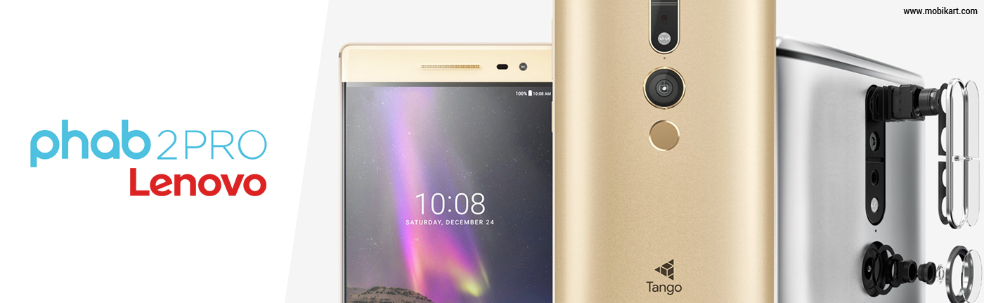 Lenovo Phab 2 Pro to Getting Released on November 1