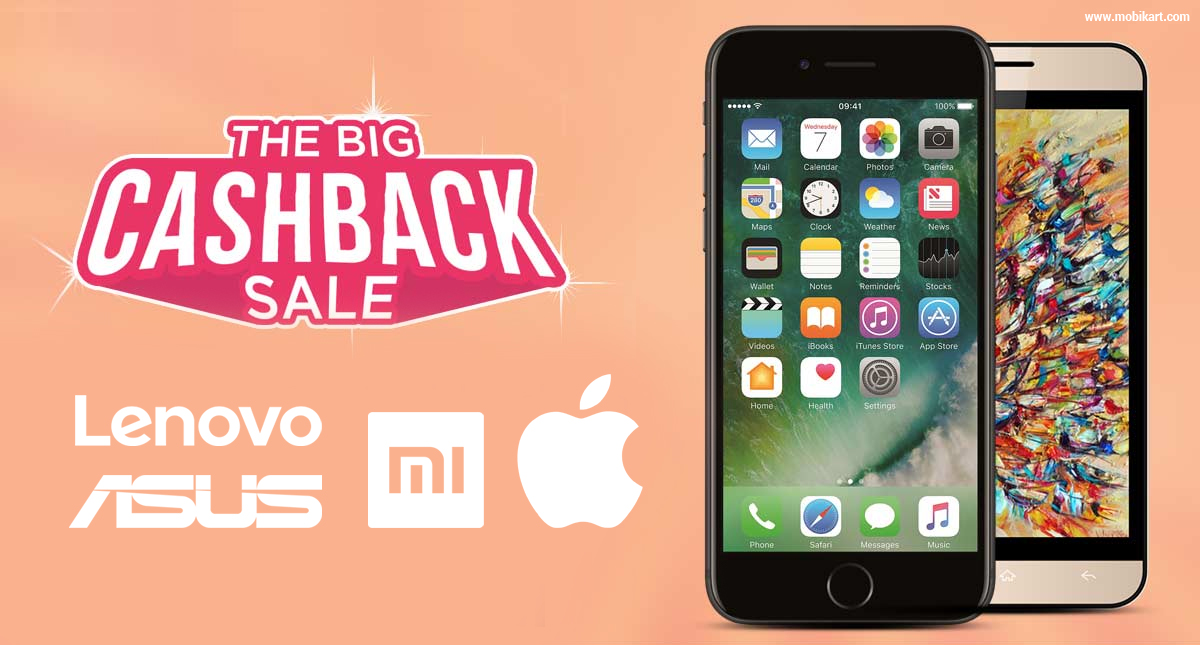 Paytm Big Cashback Sale: Irresistible Deals and Offer