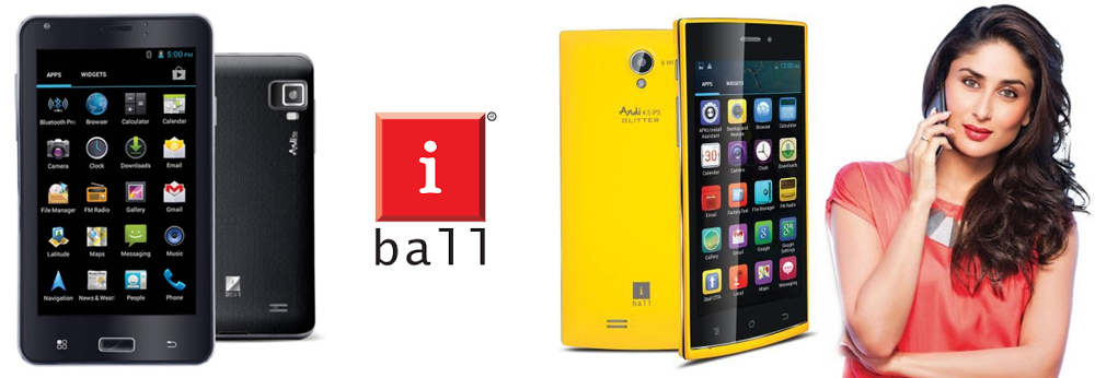 Kareena for iBall Mobile Phone