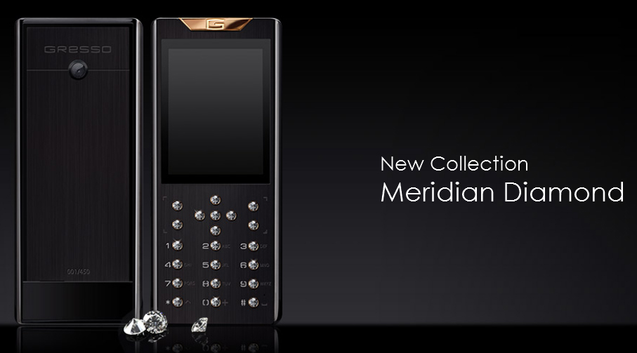 Luxury Feature Phones & Smartphones for the Richie Rich