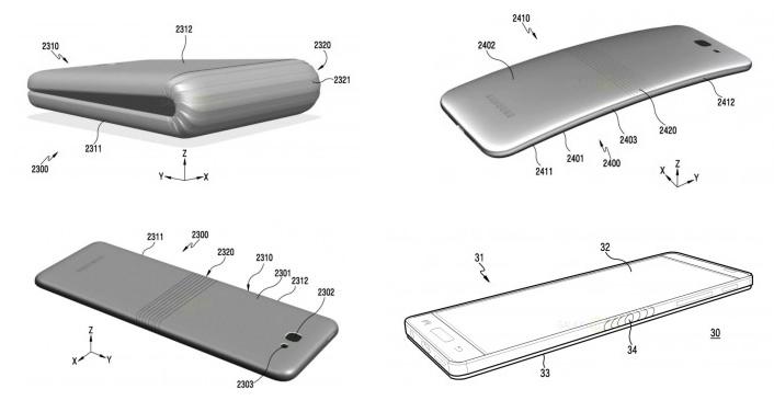 Samsung Galaxy X1, Galaxy X1 Plus Foldable Smartphones Leaked
