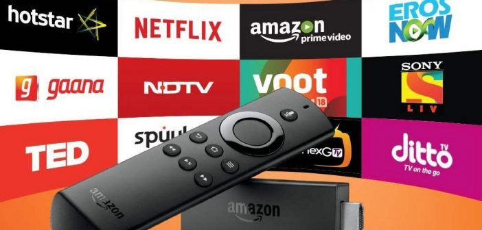 Google Chromecast now has a competitor, Amazon Fire TV Stick Launched at Rs. 3,999