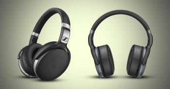 Sennheiser HD 4.40BT, HD 4.50BTNC Wireless Headphones Launched in India