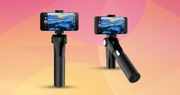 Xiaomi Releases 3-Axis Shooting Stabilizer For Smartphones
