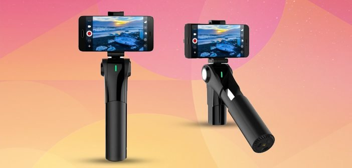 Xiaomi Releases 3-Axis Shooting Stabilizer For Smartphones