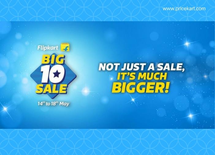 Top 10 Deals from Flipkart Big 10 Sale