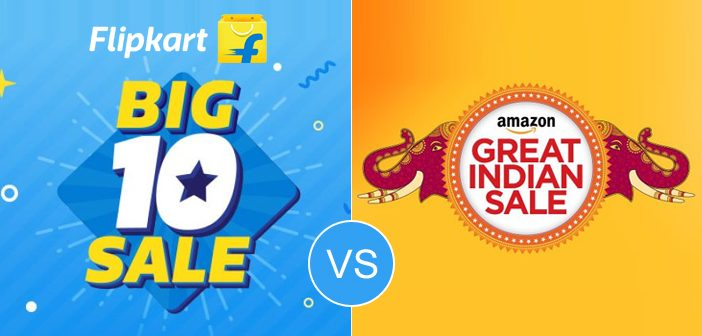 Amazon vs Flipkart Sale War: Check Discounts, Brands, Dates, More