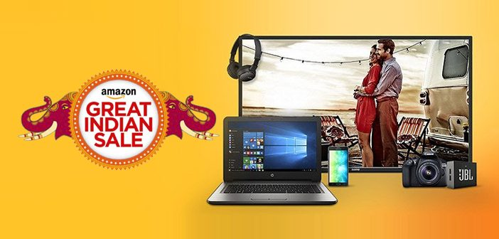 Best Deals from Amazon Great Indian Sale: Day 1