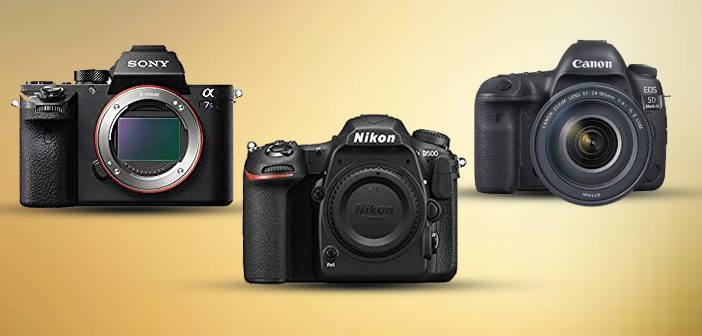 Best From The Rest DSLR Cameras In India