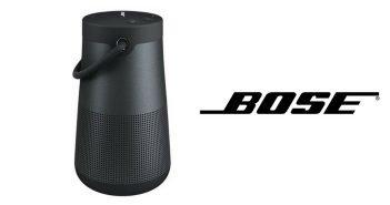 Bose Launched SoundLink Revolve, SoundLink Revolve+ Speakers