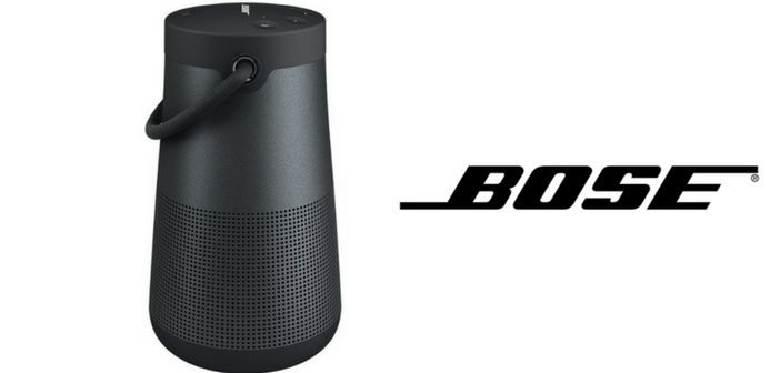 Bose Launched SoundLink Revolve, SoundLink Revolve+ Speakers