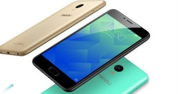 Meizu M5 Launched in India with 4G VoLTE, 3070mAh Battery