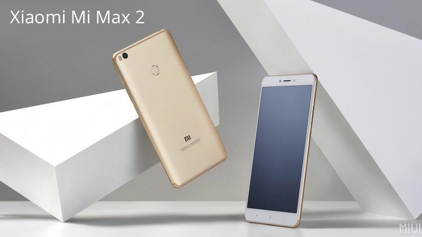 Xiaomi Mi Max 2 Launched in China: Here's What You Need to Know