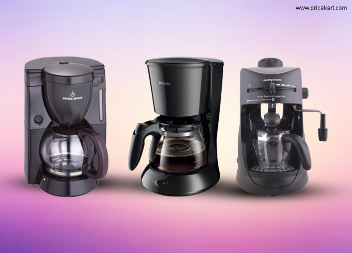 Just A Sip Away Top 5 Coffee Makers In India