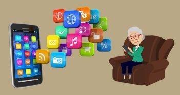 Seniority, Smartness, Self-Help: Smart Apps for Senior Citizens