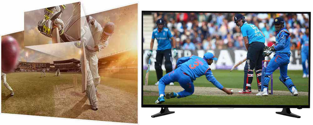 ICC Fever: Bring The Best TV For Watching Sports