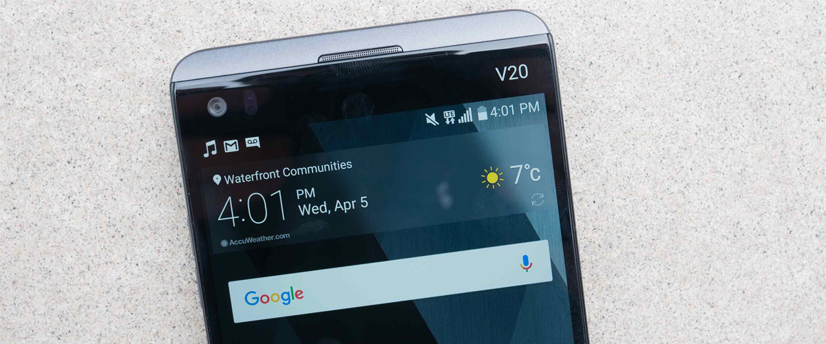 LG V30 to Feature OLED Panel sans Secondary Display
