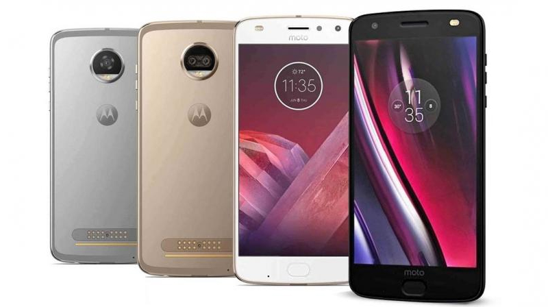 Moto Z2 Leaked on AnTuTu with 4GB RAM, Snapdragon 835, 12MP Camera