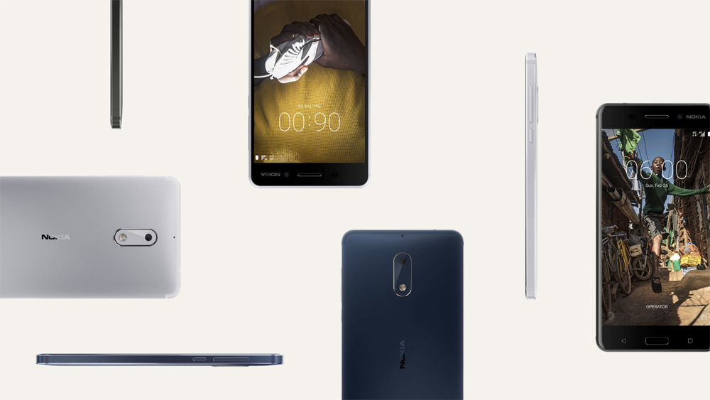 Nokia 6, Nokia 5, Nokia 3 Coming To India on June 13