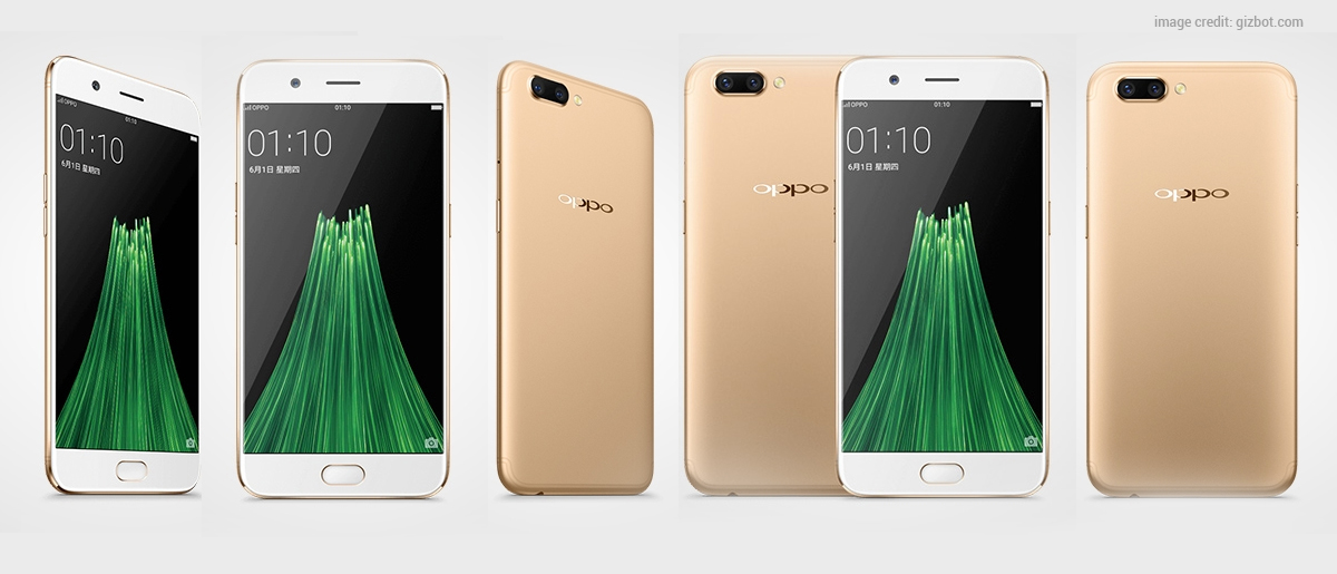 Oppo R11 Launched with Android 7.1, Dual Camera in China