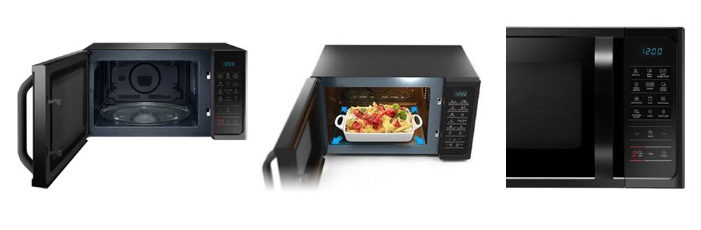 02-Samsung-28-L-Convection-Microwave-Oven-(CE1041DFBXTL)-What-to-and-what-not-to-expect