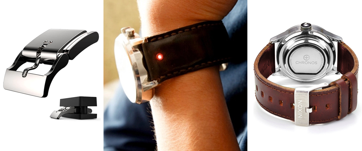 This Smart Buckle will Convert Your Regular Watch into a Smartwatch