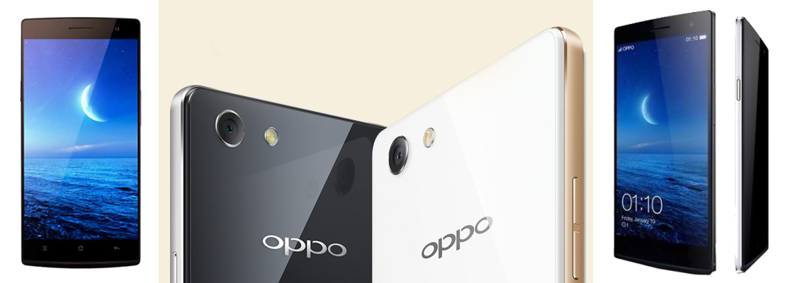 Oppo Find 9 Leaked in Renders: Hints Near Bezel-less Display