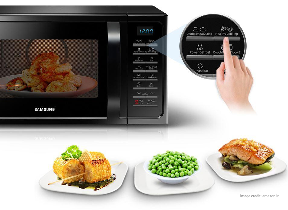 03-Samsung-28-L-Convection-Microwave-Oven-(CE1041DFBXTL)-What-to-and-what-not-to-expect