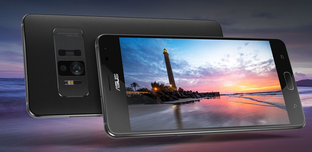 Asus ZenFone AR Launched in India with 8GB RAM