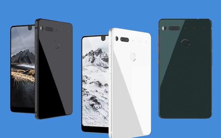 Essential Phone Coming in 'a Few Weeks': Andy Rubin