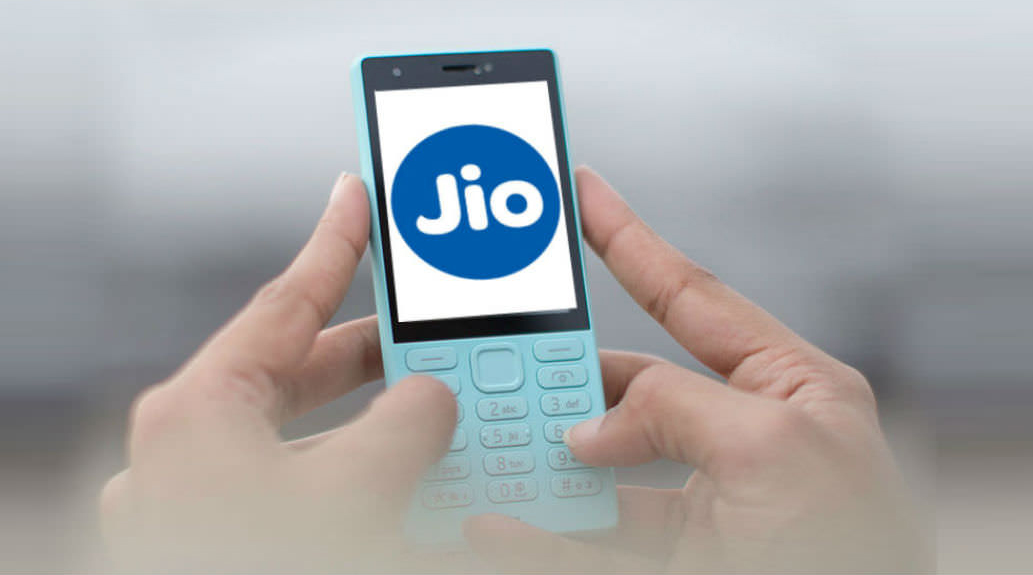 Reliance Jio Feature Phone Spotted in Leaked Images