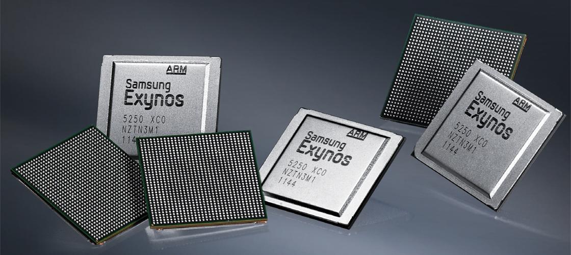 Samsung Taking the Lead in Smartphone Chipset Market