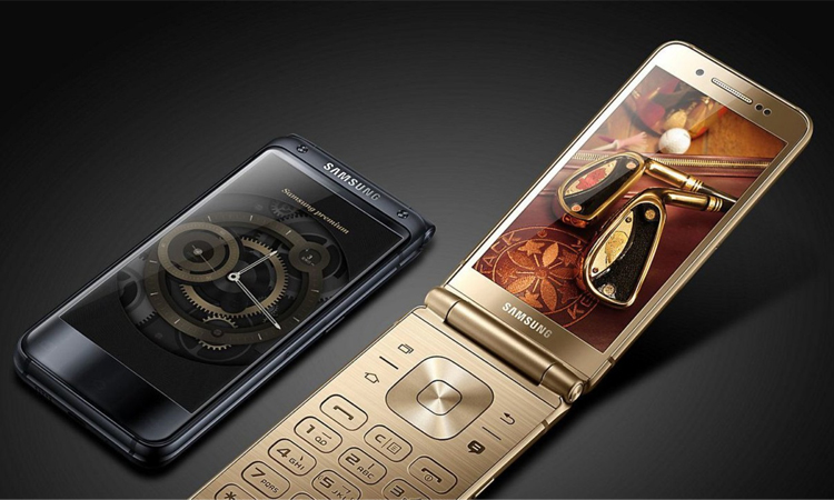 Samsung W2018 Flip Phone to Come with Snapdragon 835 SoC