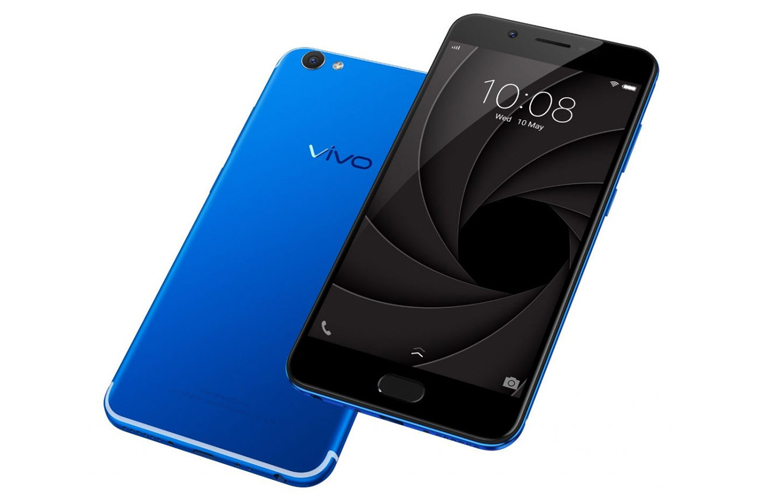 Vivo V5s new Blue Colour Model Launched in India