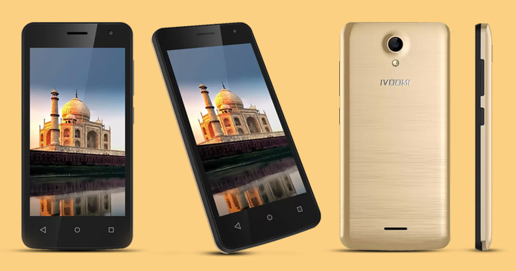 iVoomi Me4, Me5 Budget Smartphones Launched in India