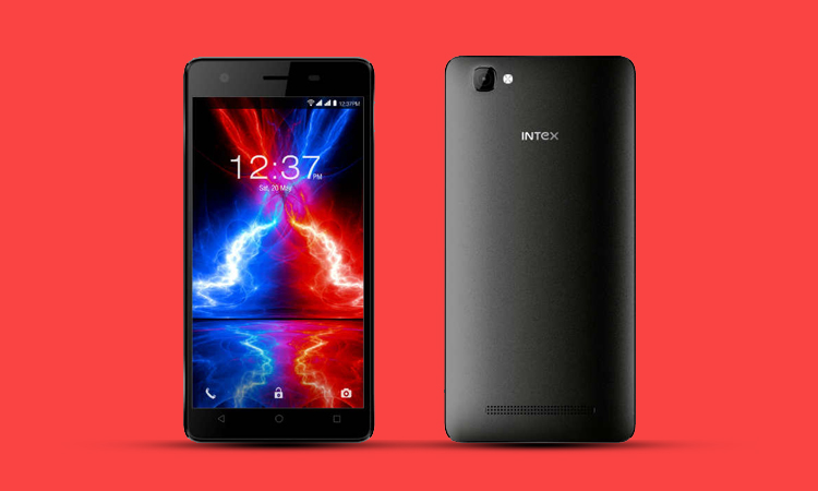 Intex Aqua Power IV Launched in India with 4000mAh Battery