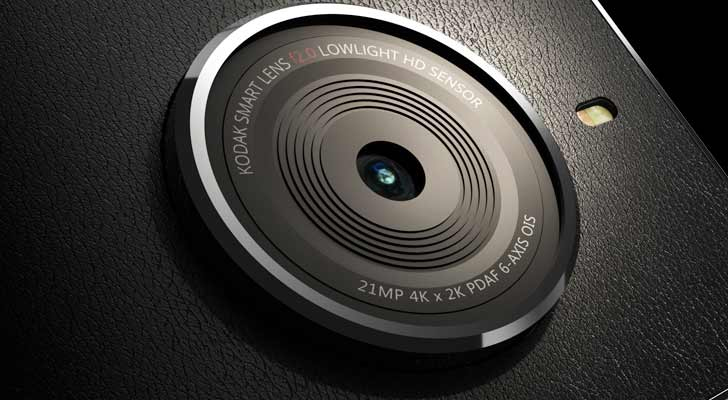 Kodak Ektra Smartphone with 21MP Camera Now Available in India