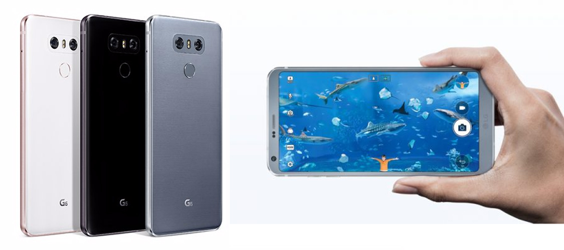 LG's G6 Mini Probably to be known as LG Q6