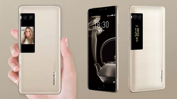 Meizu Pro 7, Meizu Pro 7 Plus launched with Rear Display, Dual Cameras