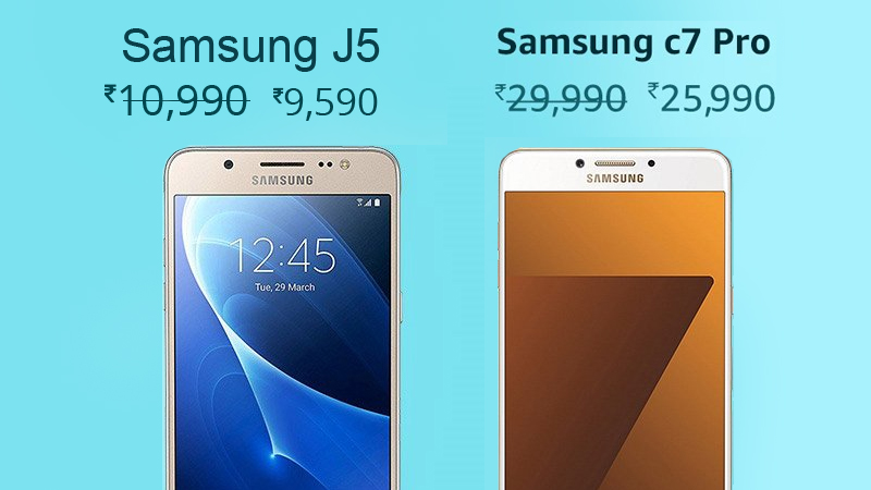 Top 5 Deals to Steal From Samsung Mobiles Fest