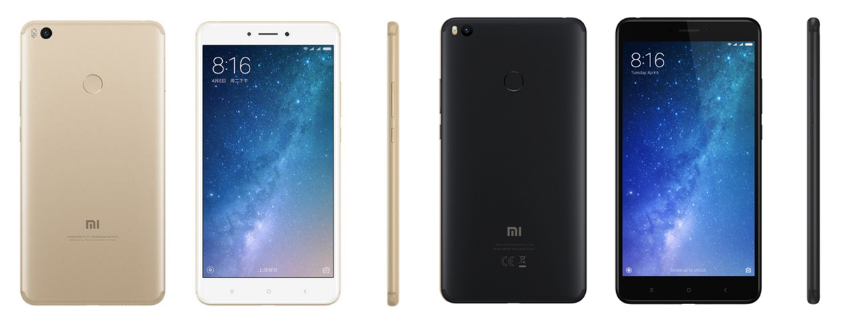 Xiaomi Mi Max 2 with 5300mAh Battery Launched in India