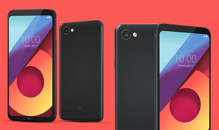 LG Q6 with FullVision Display Launching India: Price, Specs, Launch date