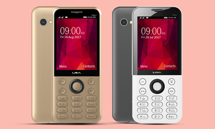 2-Year Warranty for Smartphones and Feature Phones on Lava mobiles