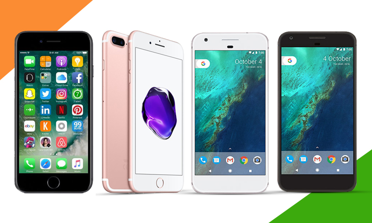 Flipkart The Big Freedom Sale is Here: iPhone 7, Google Pixel