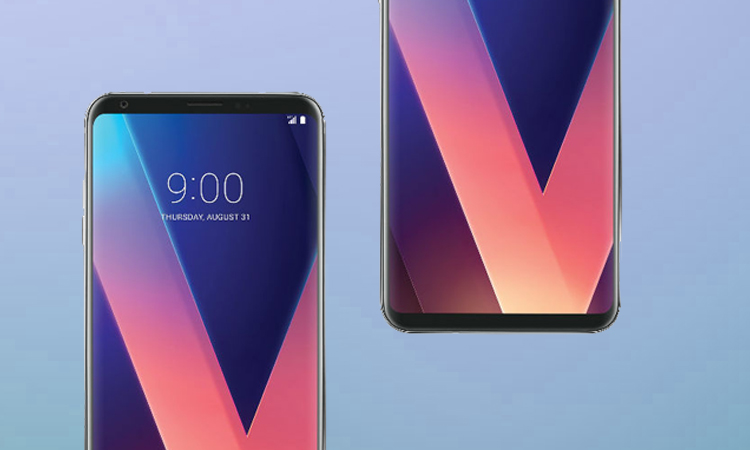 LG V30 Press Renders Leaked Ahead of Official Launch
