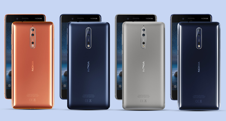 Nokia 8 Launched with Snapdragon 835 SoC: Check Price, Specifications