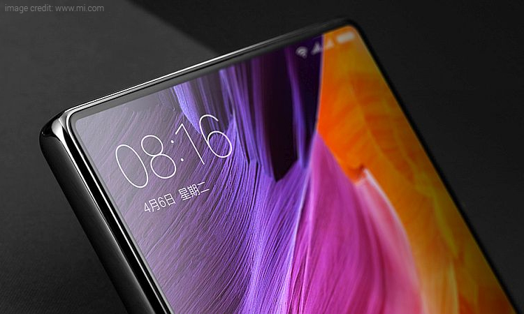 Xiaomi Mi Mix 2 Concept Video Hints Razor-Thin Bezels