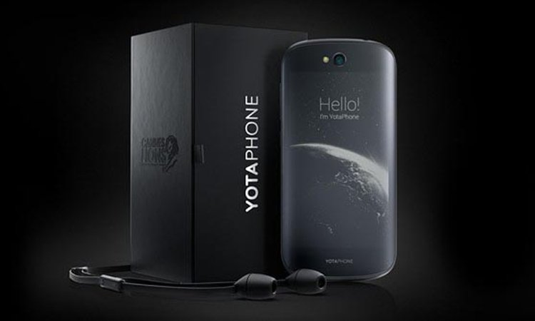YotaPhone 3 Press Renders Leaked, Suggests Dual Display Setup