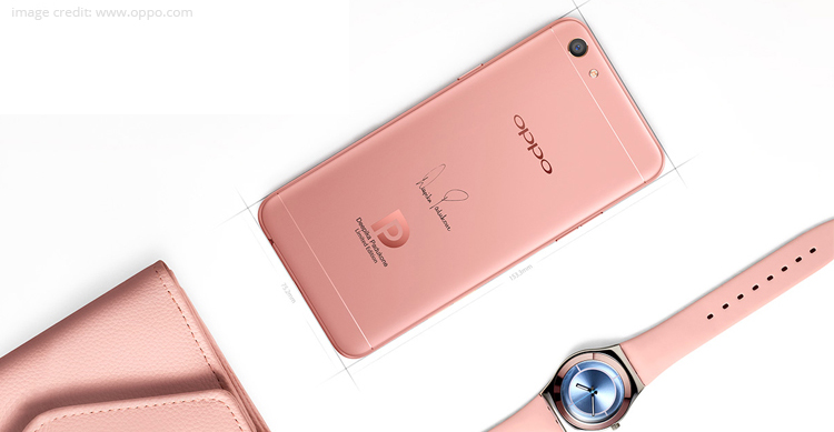 Here's how you can Buy Oppo F3 Deepika Padukone Limited Edition Smartphone