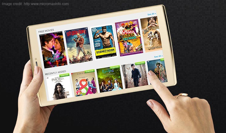 Micromax Canvas Plex Tab Launched in India: Check Specifications, Price, Features